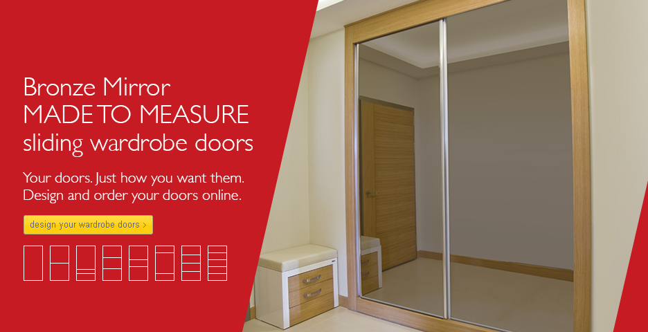 mirrored sliding wardrobe doors uk. bronze mirror sliding wardrobe doors mirrored uk