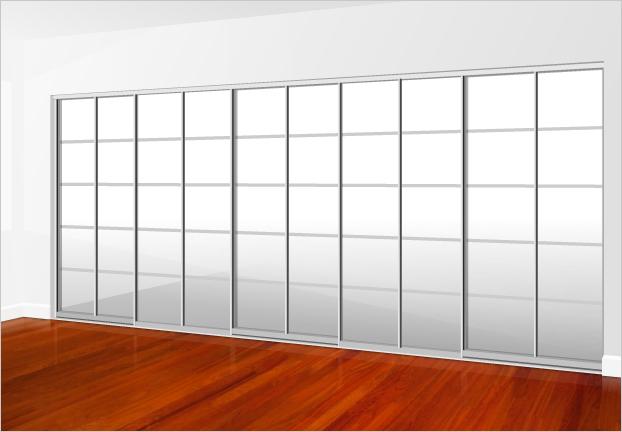 oriental shoji sliding doors
